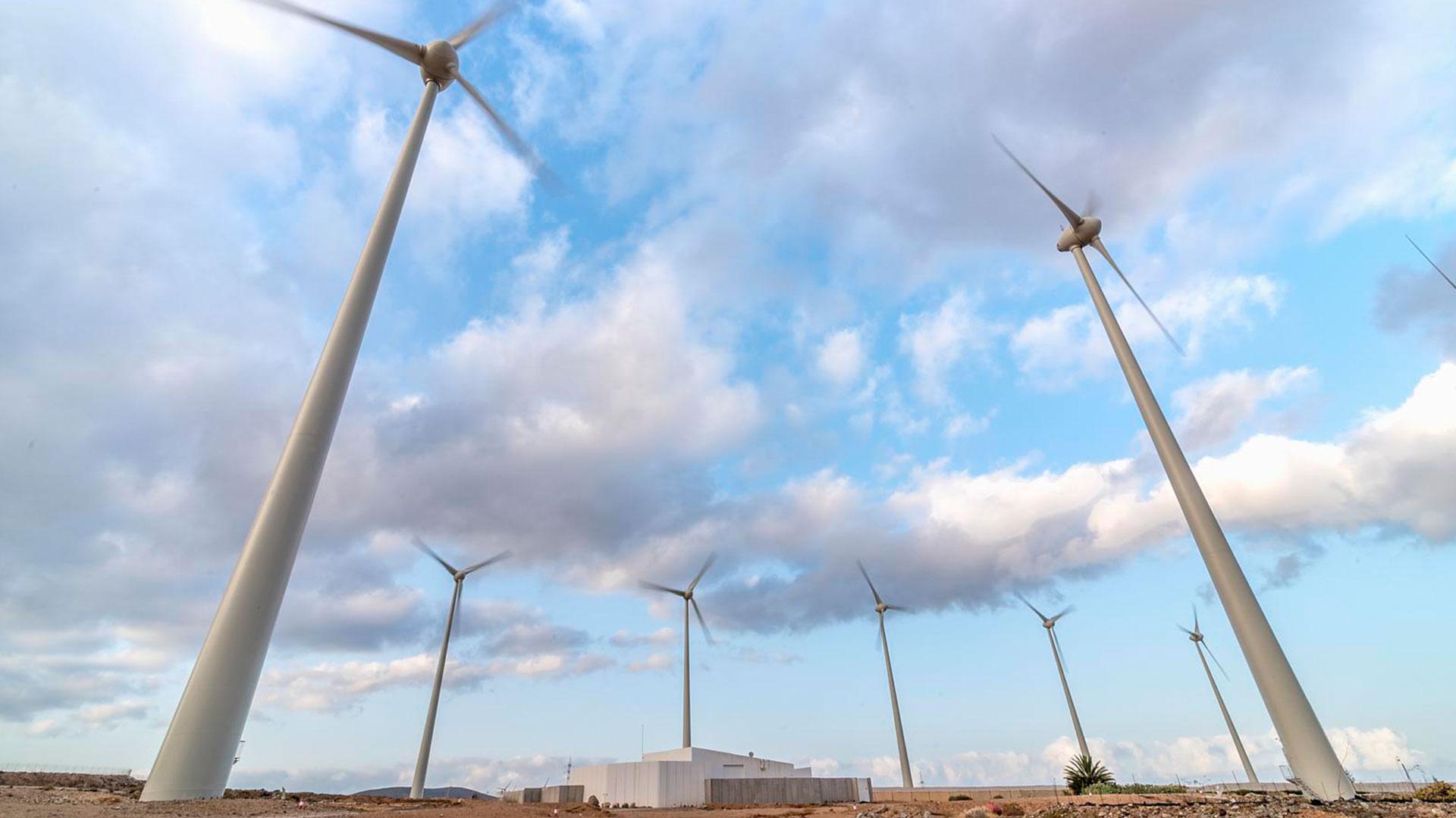 El GRUPO ECOENER impulsa las energías limpias con cinco nuevos parques eólicos en Gran Canaria