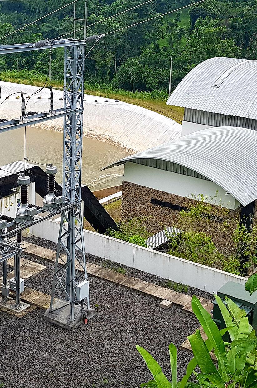 Aprovechamiento Hidroeléctrico Las Fuentes II