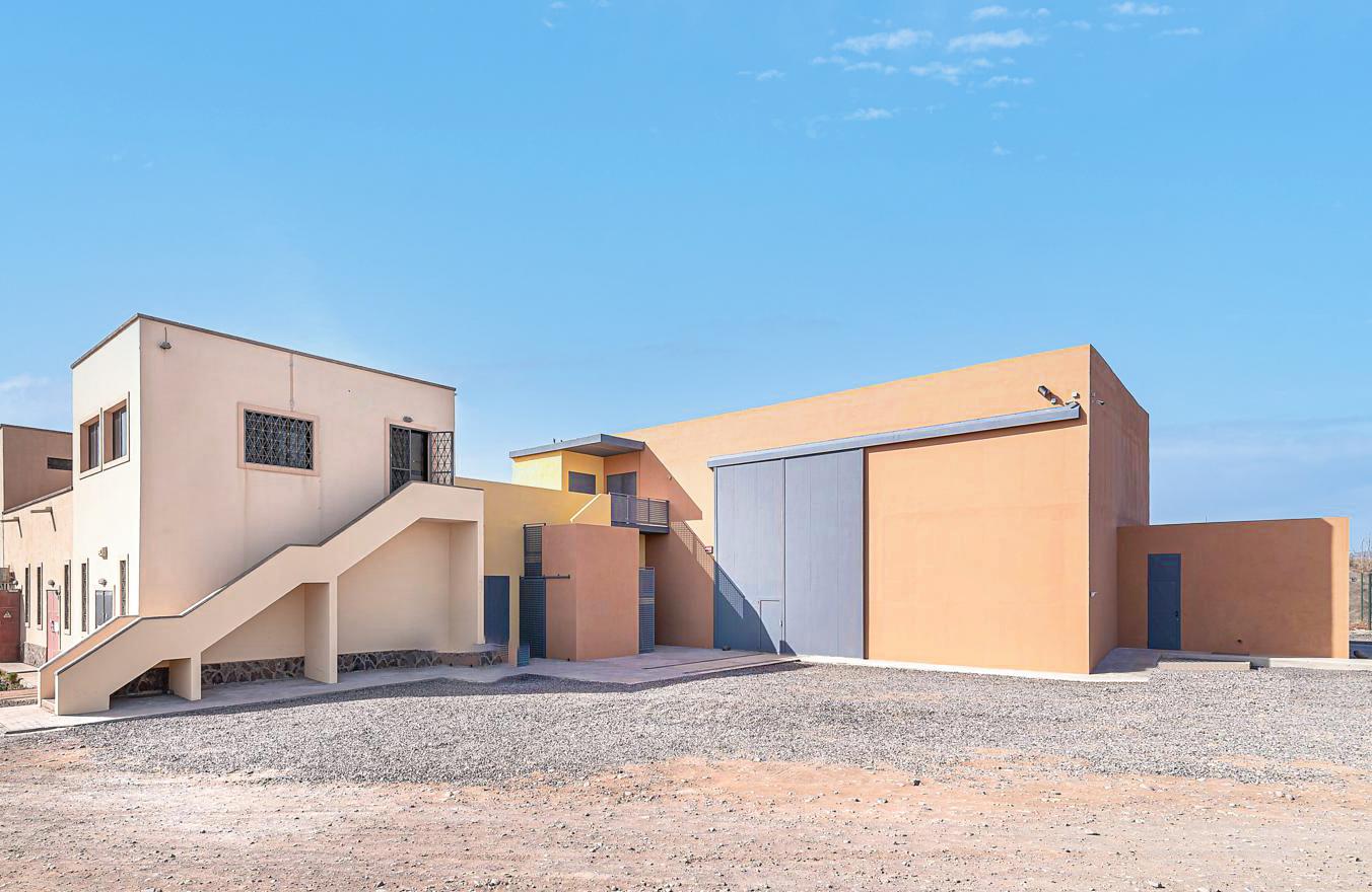 Ecoener aumenta a un 15% la capacidad de generación de energía renovable en Gran Canaria