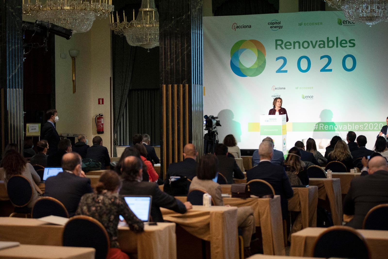 Ecoener, uno de los patrocinadores principales del IV Congreso Nacional de Energías Renovables