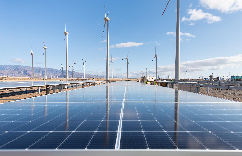 Ecoener is among Spain´s leaders in renewable energy hibridization