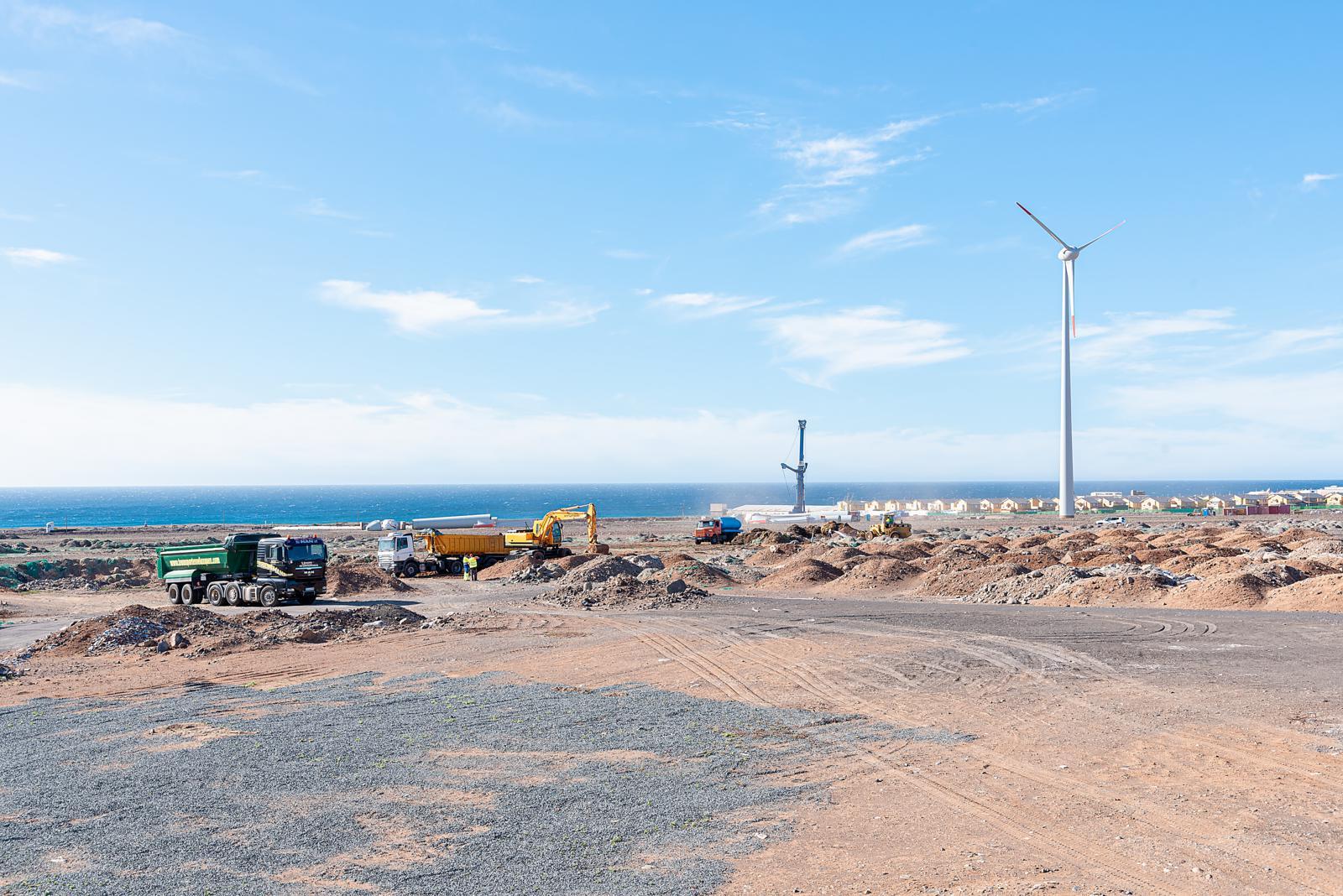 Ecoener consigue el 15% de las ayudas para plantas fotovoltaicas en Canarias, con 35 MW